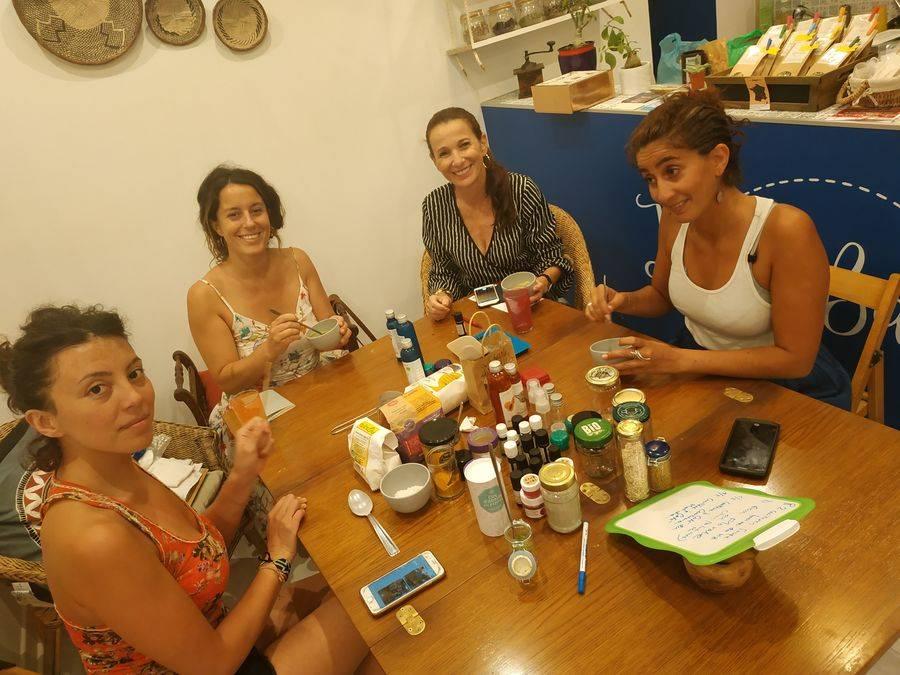 Atelier DIY cosmétiques