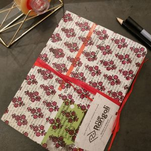 Carnet Journal Recycle A5 6 IciLaBas