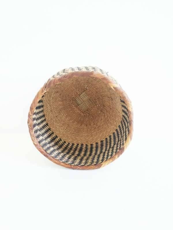 Panier feuille de palmier 3c Asart Icilabas