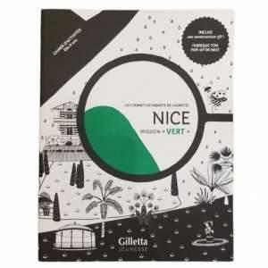 Livre cahier denquete de laurette Editions Gilletta Icilabas 1 2