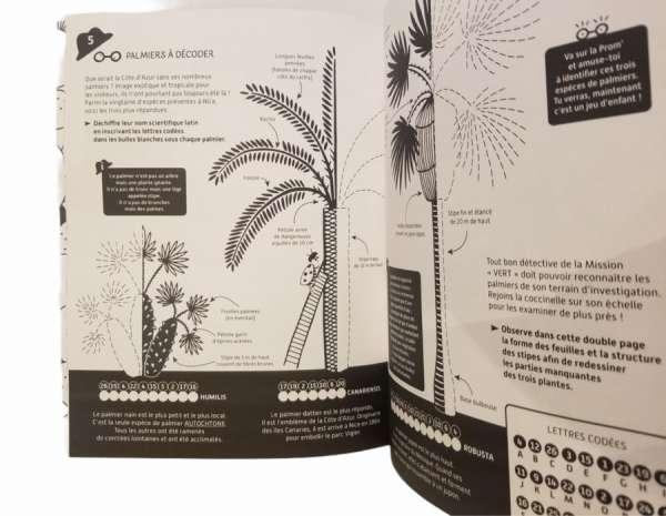 Livre cahier denquete de laurette Editions Gilletta Icilabas 1b